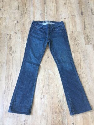 American Eagle Outfitters Jeansy o kroju boot cut Denim
