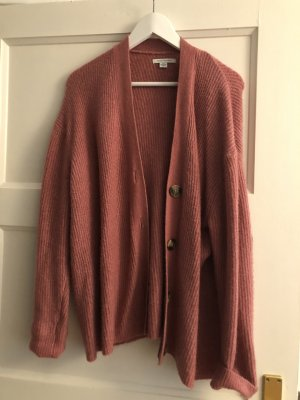 American Eagle Outfitters Cardigan in maglia rosso