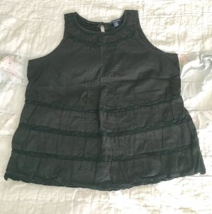 American Eagle Outfitters Tanktop zwart