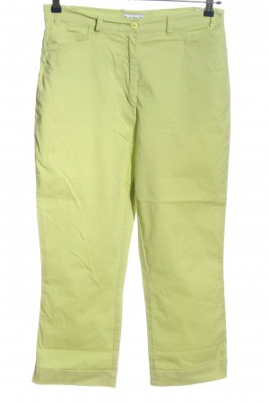 american eagle High Waist Trousers green casual look