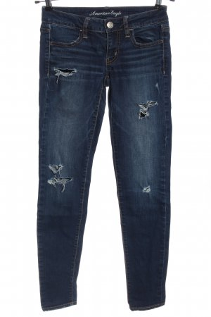 american eagle Slim Jeans blue casual look