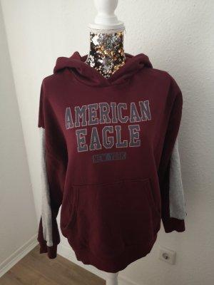 American Eagle Outfitters Pull à capuche multicolore