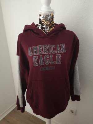 American Eagle Outfitters Hooded Sweater multicolored
