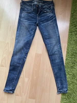 american eagle Carrot Jeans multicolored