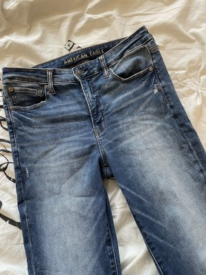 american eagle Skinny Jeans blue