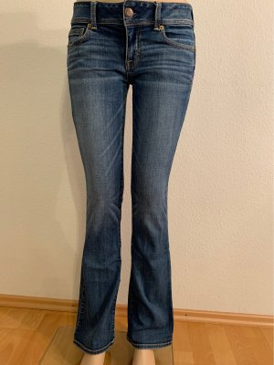 American Eagle Outfitters Jeans svasati blu scuro
