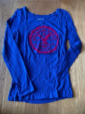 American Eagle Outfitters Longesleeve blauw