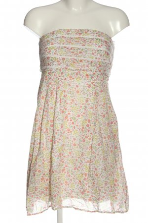 american eagle Mini vestido estampado floral look casual