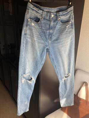 American Eagle Mom Jean, Ripped Jeans