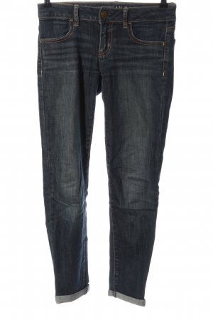American Eagle Outfitters Jeans a 3/4 blu stile casual