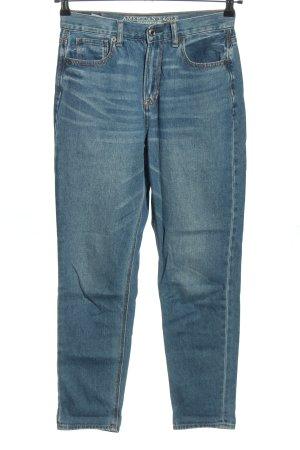 American Eagle Outfitters Jeans baggy bleu style décontracté