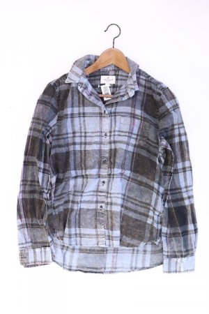 American Eagle Outfitters Bluse Größe XS grau aus Baumwolle