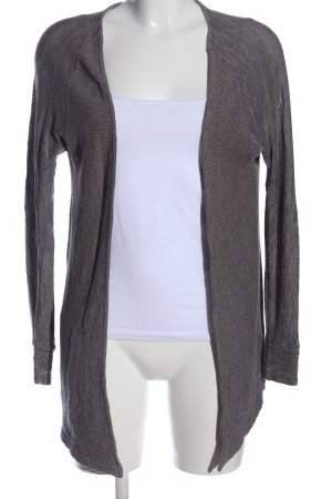 American Eagle Outfitters Cardigan braun-lila meliert Casual-Look