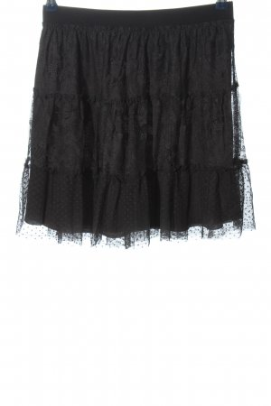 American Eagle Outfitters Klokrok zwart elegant