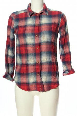 American Eagle Outfitters Holzfällerhemd Karomuster Casual-Look