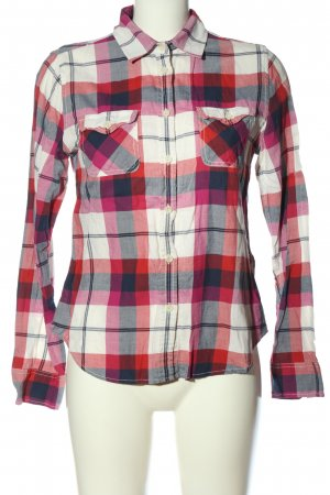 American Eagle Outfitters Houthakkershemd volledige print casual uitstraling