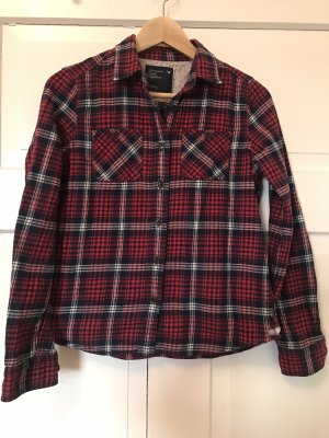 American Eagle Outfitters Flannel Shirt multicolored