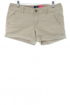 American Eagle Outfitters Hot Pants wollweiß Casual-Look
