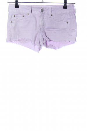 American Eagle Outfitters Hot Pants lila Casual-Look
