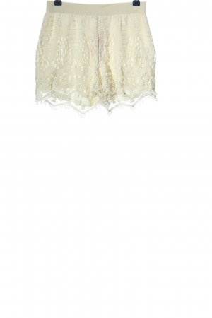 American Eagle Outfitters Krótkie szorty biały Elegancki