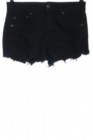 American Eagle Outfitters Hot Pants black casual look