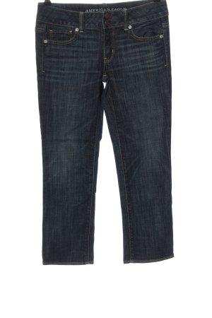 American Eagle Outfitters Jeans 3/4 bleu style décontracté