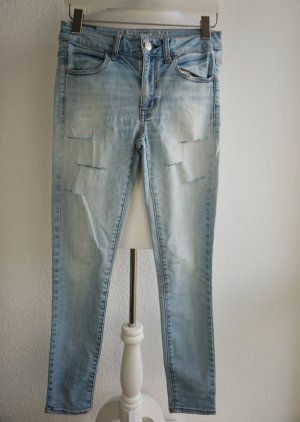American Eagle Outfitters Jeans slim bleu azur