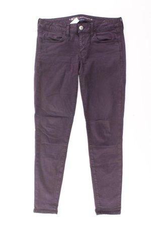 American Eagle Outfitters Vaquero lila-malva-púrpura-violeta oscuro Algodón