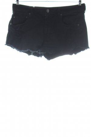 American Eagle Outfitters Denim Shorts black casual look