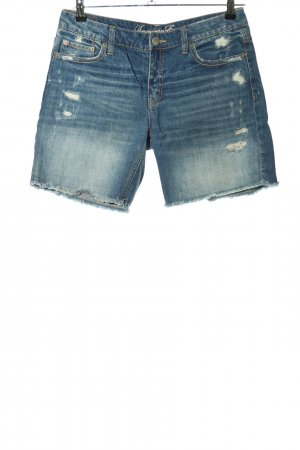 American Eagle Outfitters Jeansshorts blau Casual-Look