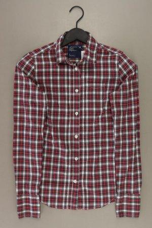 American Eagle Outfitters Geruite blouse Katoen