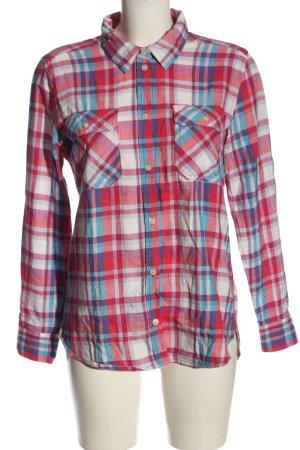 American Eagle Outfitters Camicia a maniche lunghe motivo a quadri stile casual