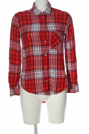 American Eagle Outfitters Long Sleeve Shirt check pattern casual look