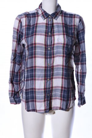 American Eagle Outfitters Langarmhemd Karomuster Casual-Look
