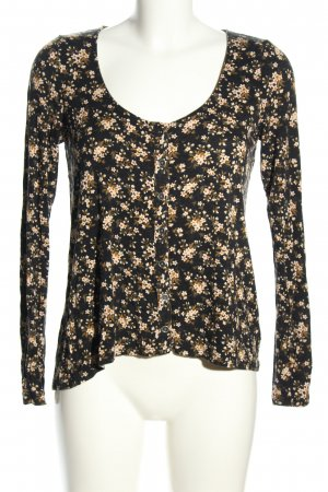 American Eagle Outfitters Longsleeve allover print casual look