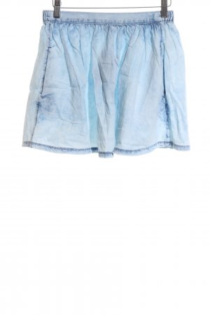American Eagle Outfitters Mini rok blauw casual uitstraling