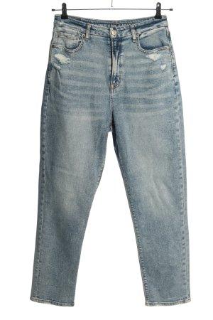 American Eagle Outfitters Mom-Jeans blau Elegant
