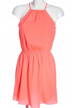 American Eagle Outfitters Neckholderkleid pink Casual-Look