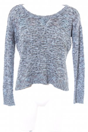 American Eagle Outfitters Kraagloze sweater gestippeld casual uitstraling