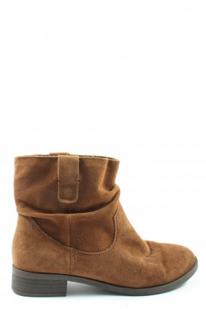 American Eagle Outfitters Slip-on Booties brown casual look
