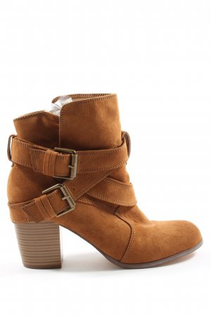 American Eagle Outfitters Bottines à enfiler brun