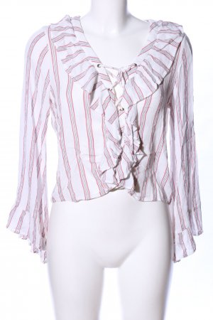 American Eagle Outfitters Slip-over blouse volledige print casual uitstraling