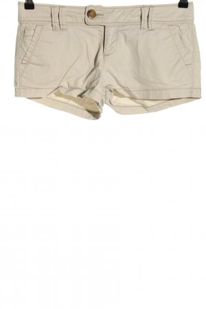 American Eagle Outfitters Shorts wollweiß Casual-Look