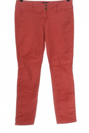 American Eagle Outfitters Skinny Jeans red casual look