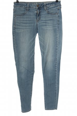 American Eagle Outfitters Jeans skinny blu stile casual