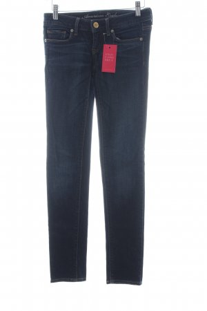 American Eagle Outfitters Skinny jeans donkerblauw casual uitstraling