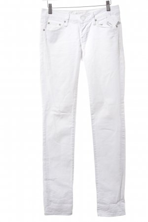 American Eagle Outfitters Skinny Jeans weiß Casual-Look