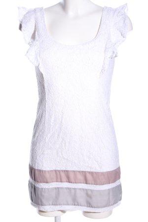 American Eagle Outfitters Kanten jurk bloemenprint elegant