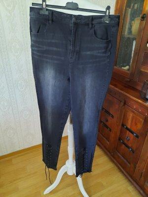 American Eagle Outfitters Jeans elasticizzati grigio scuro