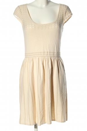 American Eagle Outfitters Strickkleid creme Casual-Look